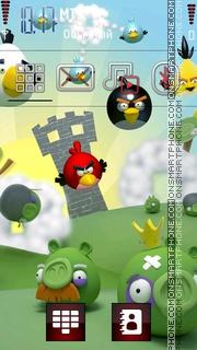 Angry Birds 06 es el tema de pantalla