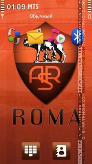 As Roma 04 theme screenshot
