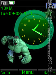 Hulk By ROMB39 Theme-Screenshot