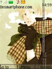 UK (Hetalia) theme screenshot