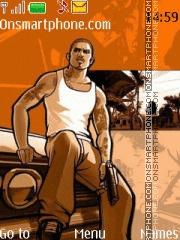 Gta San Andreas 12 theme screenshot