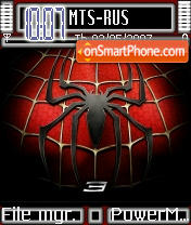 Spiderman3 02 theme screenshot