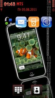 IPhone 2013 es el tema de pantalla