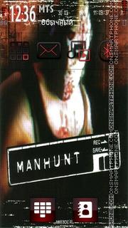 Manhunt es el tema de pantalla