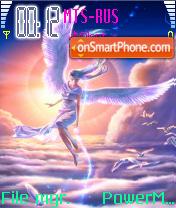 Best 02 Angel theme screenshot