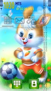 Hare 01 theme screenshot
