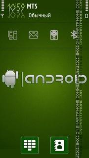 Android 06 theme screenshot