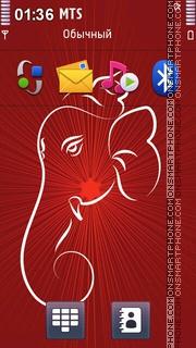 Ganesha 05 es el tema de pantalla