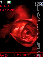 Scarlet Rose Theme-Screenshot