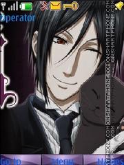 Seba by Mimiko tema screenshot