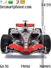 Formula1 01 theme screenshot