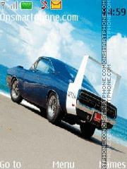 Dodge Charger Daytona By Space 95 Theme-Screenshot
