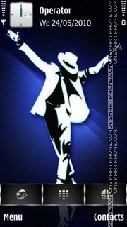 Michael Jackson Black Or White es el tema de pantalla