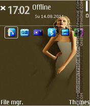 Elegnace Touch theme screenshot