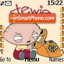 Stewie es el tema de pantalla
