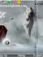 White Horse 02 Theme-Screenshot