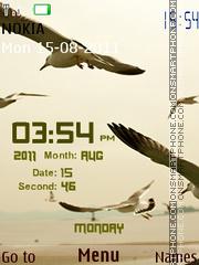 Simplicity Theme tema screenshot