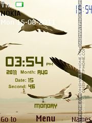 Simplicity Theme Theme-Screenshot