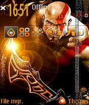 Скриншот темы Kratos 03