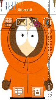 South park kenny theme screenshot