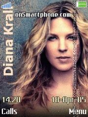 Diana Krall es el tema de pantalla
