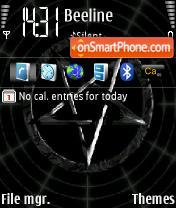 Pentagram 2 theme screenshot