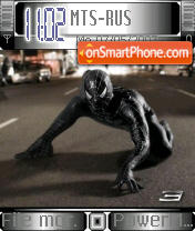 Spiderman3 03 theme screenshot