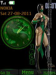 Jade theme screenshot