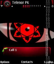 SharIngan theme screenshot