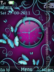 Download Galaxy Blue theme - 113793