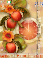 Apple season tema screenshot