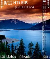 Lake Theme-Screenshot