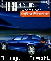 Mazda theme screenshot