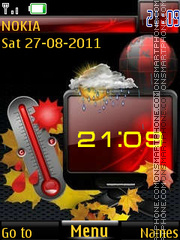 Autumn With Us v.2 By ROMB39 theme screenshot