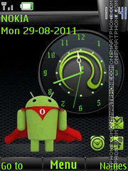 Android 2 By ROMB39 theme screenshot