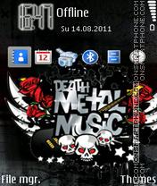Music 5329 theme screenshot