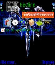 Warcraft 04 theme screenshot