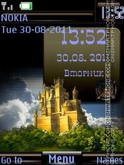 Wonderful Castle By ROMB39 tema screenshot