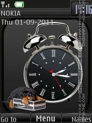 Capture d'écran Time to Travel Sizes By ROMB39 thème