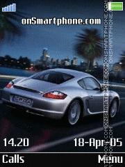 Porsche 911 tema screenshot