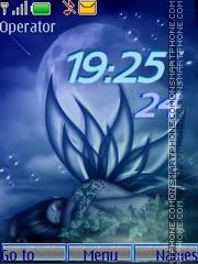 Elf swf tema screenshot