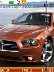 Скриншот темы Dodge Charger 02