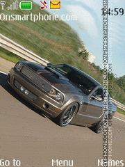 Ford Mustang 90 theme screenshot