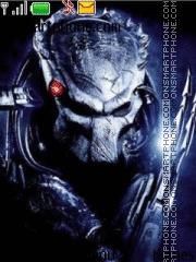 Predator Uchaly tema screenshot