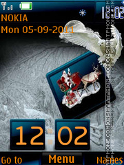 New Year By ROMB39 theme screenshot