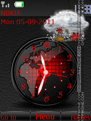 Red Ball By ROMB39 theme screenshot