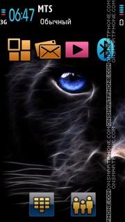 Скриншот темы Pantera 01