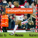 Thierry Henry 01 es el tema de pantalla