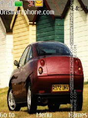 Скриншот темы Fiat Coupe 2.0 By Space 95