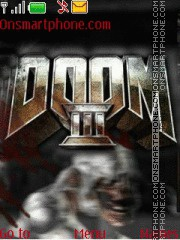Doom 3 By Space 95 es el tema de pantalla